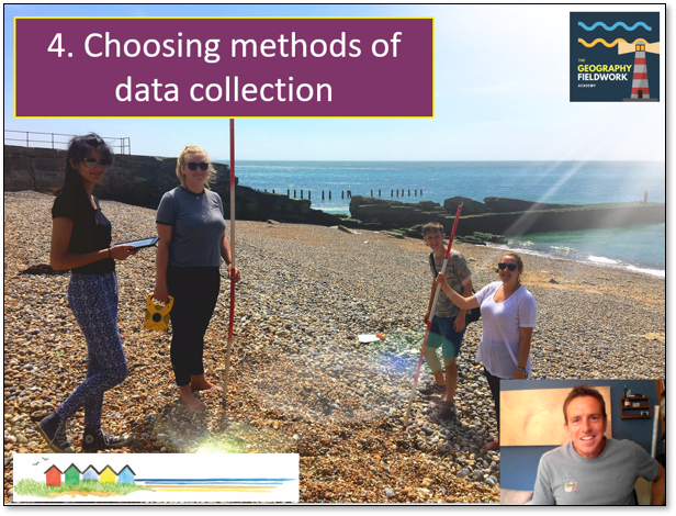 Session 4: Choosing your methods