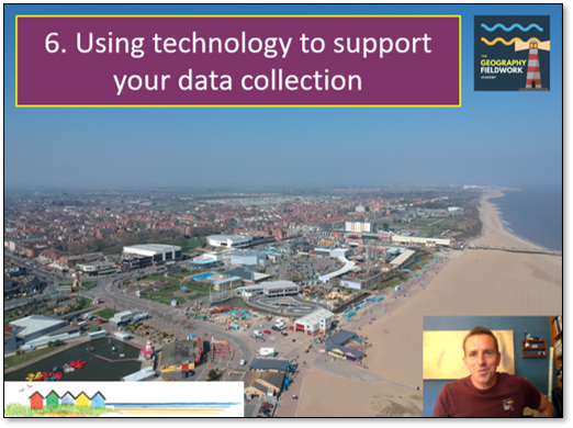 Session 6: Using tech in your data collection