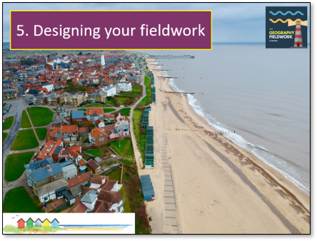 Session 5: Designing your fieldwork